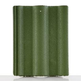 กระเบื้องหลังคาคอนกรีต เอสซีจี รุ่นซีแพค สีเขียวทุ่งหญ้า