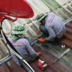 งานซ่อมแซมบ้าน หลังคา หน้าต่าง ปูกระเบื้อง