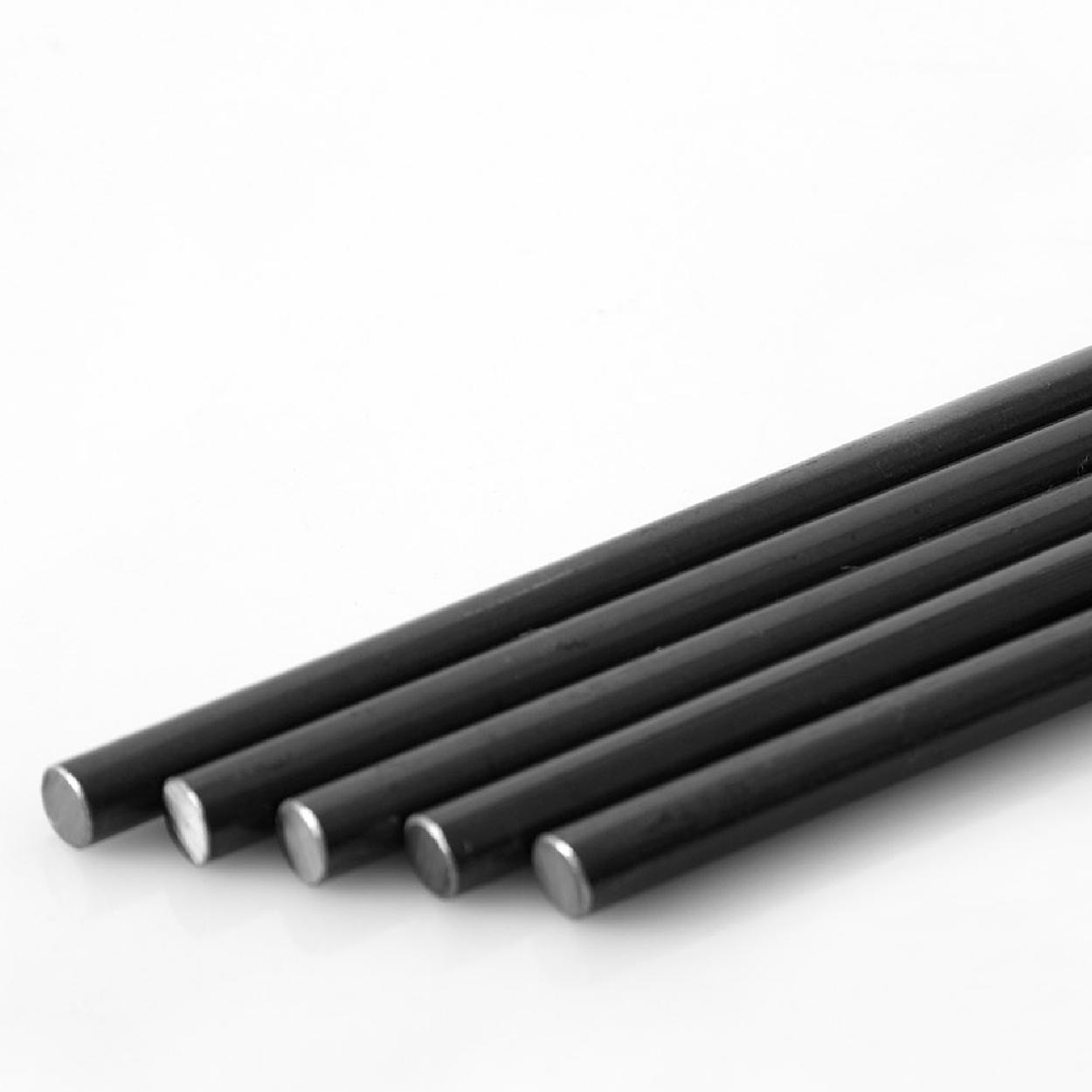 เหล็กเส้นกลม เอสซีจี ขนาด 9 มม. ความยาว 10 ม. (ตรง) 1