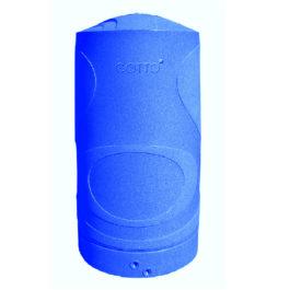 CIJ1500-CB ถังเก็บน้ำบนดิน COTTO สีฟ้า ขนาด 1,500 ลิตร