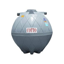 ถังดักไขมันใต้ดิน Cotto รุ่น CNGT/U6000 ขนาด 6000 ลิตร