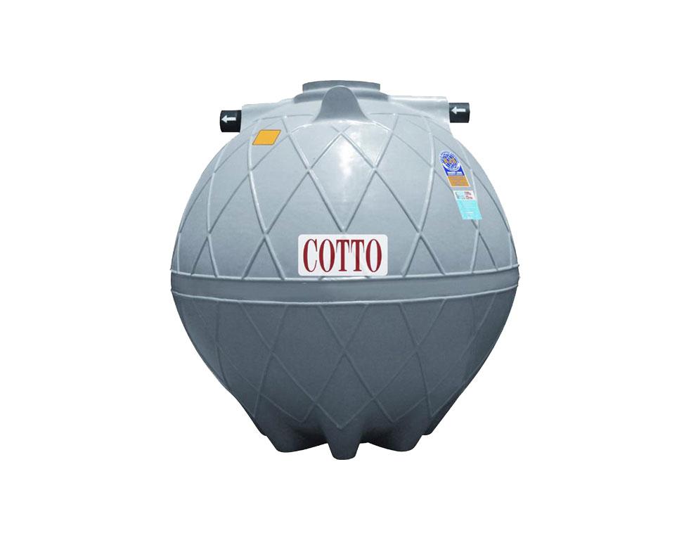 ถังดักไขมันใต้ดิน COTTO รุ่น CNGT/U800