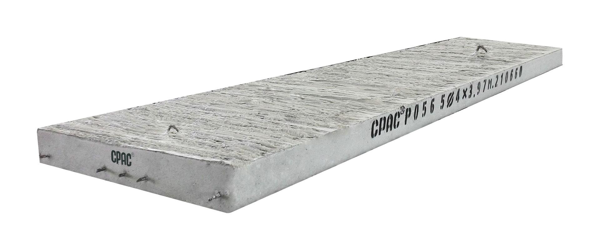 ซีแพค แผ่นพื้นตันคอนกรีตอัดแรง CPAC