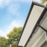 ปกป้องบ้านจากน้ำฝน ด้วยนวัตกรรมรางน้ำฝนไวนิล