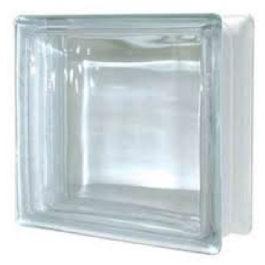บล็อกแก้ว รุ่น N-014 หยาดเพชร Clear 3 นิ้ว
