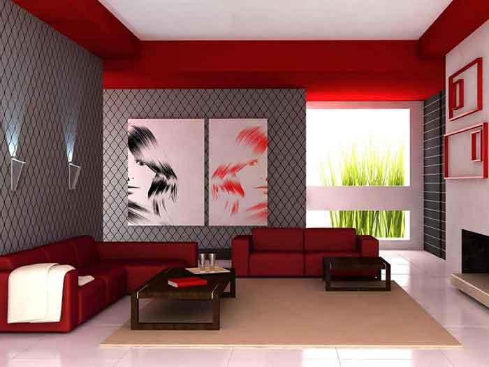 แต่งบ้านเสริมมงคลด้วยโทนสีในแบบฉบับวัฒนธรรมจีน 1