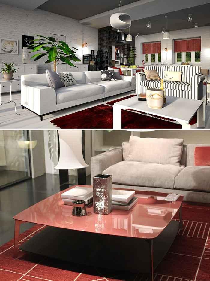 แต่งบ้านเสริมมงคลด้วยโทนสีในแบบฉบับวัฒนธรรมจีน 2