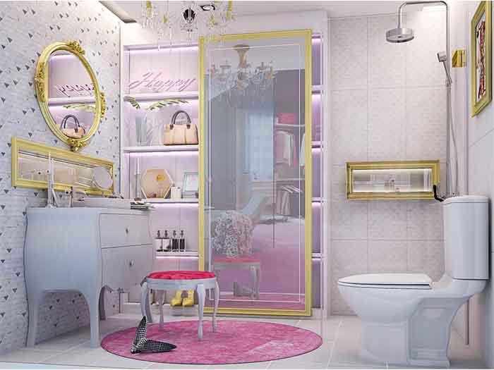 แต่งบ้านเสริมมงคลด้วยโทนสีในแบบฉบับวัฒนธรรมจีน 10