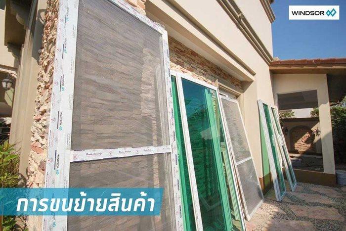 ต่อเติมบ้าน สร้างมุมโปร่งสบาย ด้วยประตู-หน้าต่าง WINDSOR 6