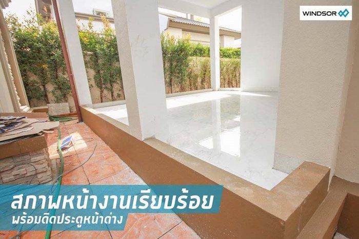 ต่อเติมบ้าน สร้างมุมโปร่งสบาย ด้วยประตู-หน้าต่าง WINDSOR 3