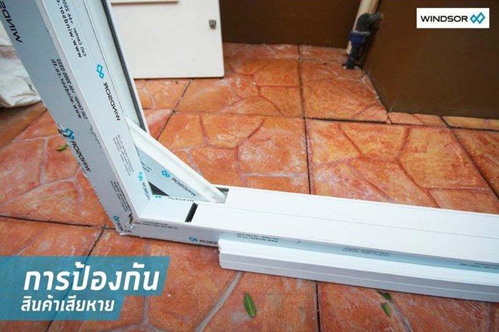 ต่อเติมบ้าน สร้างมุมโปร่งสบาย ด้วยประตู-หน้าต่าง WINDSOR 7