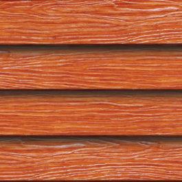 ไม้ฝา เอสซีจี ขนาด 15x300x0.8 ซม. สีสักทอง ประกายเงาพลัส