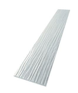 ไม้ฝา เอสซีจี ขนาด 15x300x0.8 ซม. สีเทาแพลตินัม คูลพลัส