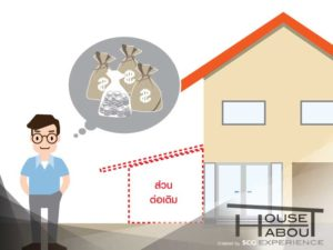 Read more about the article เตรียมงบประมาณไว้ใช้ต่อเติมบ้าน