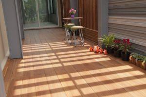 Read more about the article เปลี่ยนที่ว่างข้างบ้าน เป็นมุมพักผ่อนสไตล์ Natural Modern