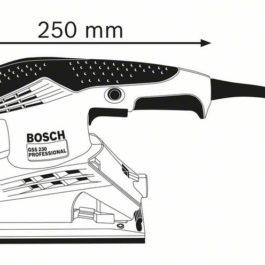 เครื่องขัดกระดาษทราย GSS 230 Bosch