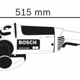 เครื่องเจียร์ 7 นิ้ว GWS 22-180 BOSCH รวมส่ง