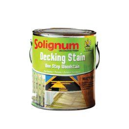สีย้อมไม้ SOLIGNUM DECKING STAIN สูตรน้ำมัน