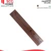 ไม้รั้ว ChaleT Hardwood หัวตัด สี Iron Wood