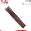 ไม้รั้ว ChaleT Hardwood Wood Grain หัวตัด สี Iron Wood