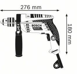 สว่านกระแทก GSB 13 RE (Promo Set) Bosch