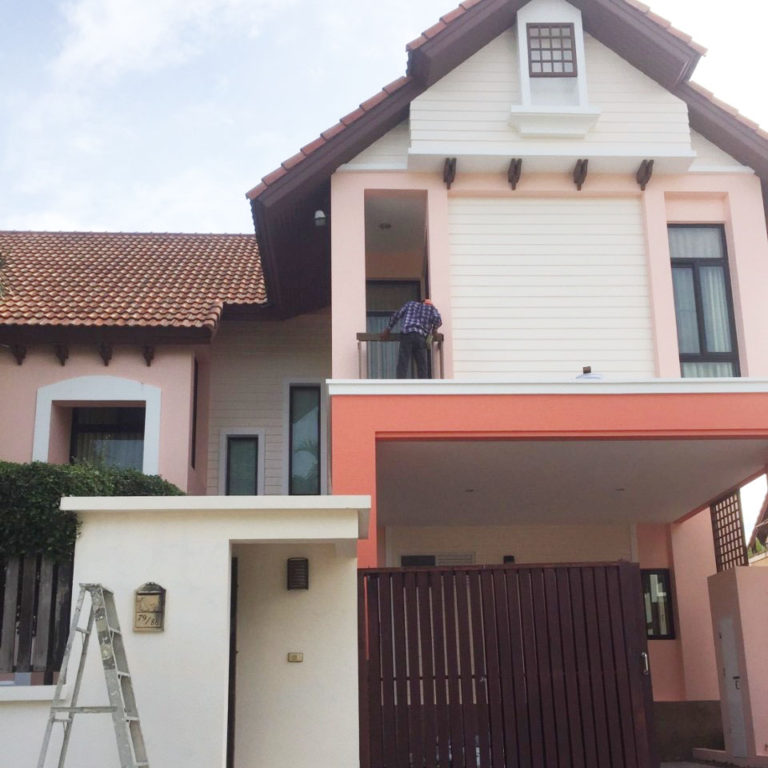 โครงการต่อเติม ซ่อมแซมบ้านปทุมธานี