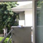 ต่อเติมห้องกระจก ต่อเติมระเบียงหน้าบ้าน ทาสีภายนอก 11