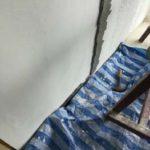 ต่อเติมห้องกระจก ต่อเติมระเบียงหน้าบ้าน ทาสีภายนอก 22