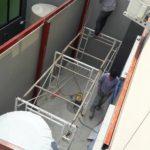 โครงการต่อเติมหลังคาโรงจอดรถ และห้องครัว 6