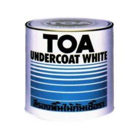 สี TOA สีรองพื้นไม้ G1600 Undercoat White