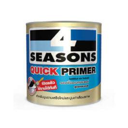 TOA 4 Seasons โฟร์ซีซั่นส์ ควิก ไพรเมอร์ สีรองพื้นปูนอเนกประสงค์