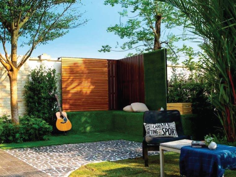 ไอเดียแต่งสวนหน้าบ้าน เปลี่ยนพื้นที่รกร้างให้มีชีวิตชีวา 4