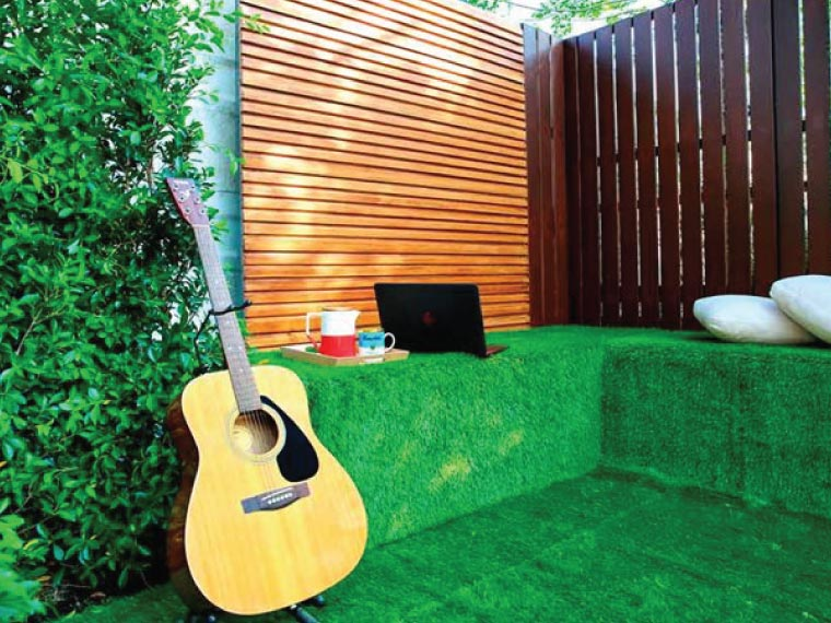 ไอเดียแต่งสวนหน้าบ้าน เปลี่ยนพื้นที่รกร้างให้มีชีวิตชีวา 3