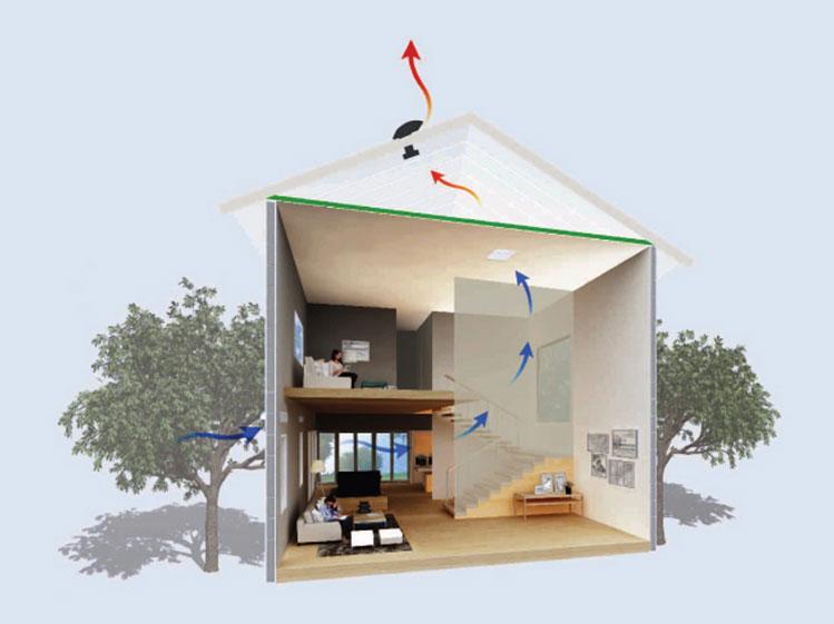 6 วิธีช่วยลดร้อนให้บ้านหลังเดิม 10