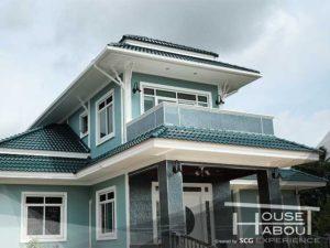 สร้างบ้านใหม่หลังเกษียณ กับบริการหลังคาเบ็ดเสร็จ TOP HAT จาก เอสซีจี โฮมโซลูชั่น