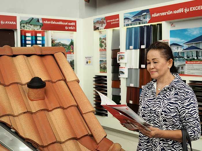 สร้างบ้านใหม่หลังเกษียณ กับบริการหลังคาเบ็ดเสร็จ TOP HAT จาก เอสซีจี โฮมโซลูชั่น 1