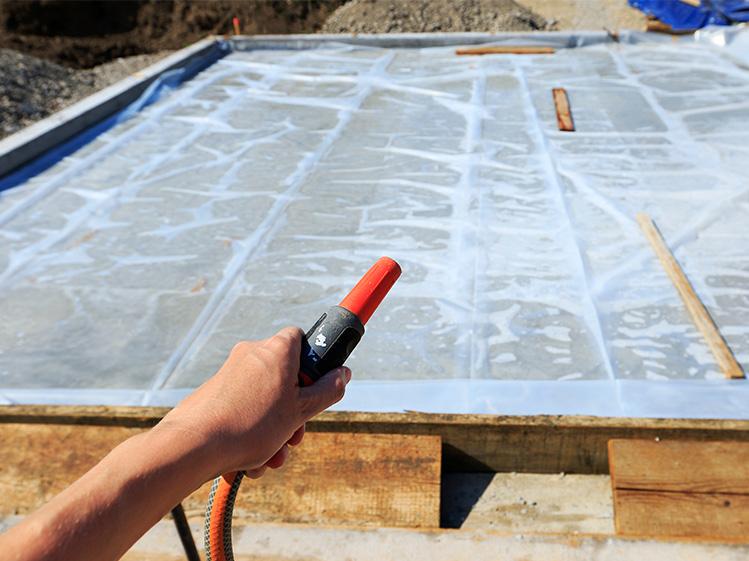 สร้างบ้านใหม่ ใช้คอนกรีตผสมเองจะแข็งแรงแค่ไหน? 5