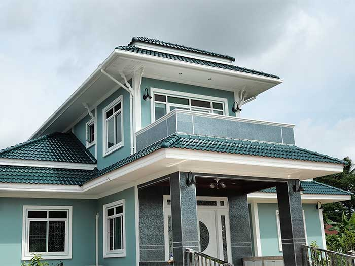 สร้างบ้านใหม่หลังเกษียณ กับบริการหลังคาเบ็ดเสร็จ TOP HAT จาก เอสซีจี โฮมโซลูชั่น 4