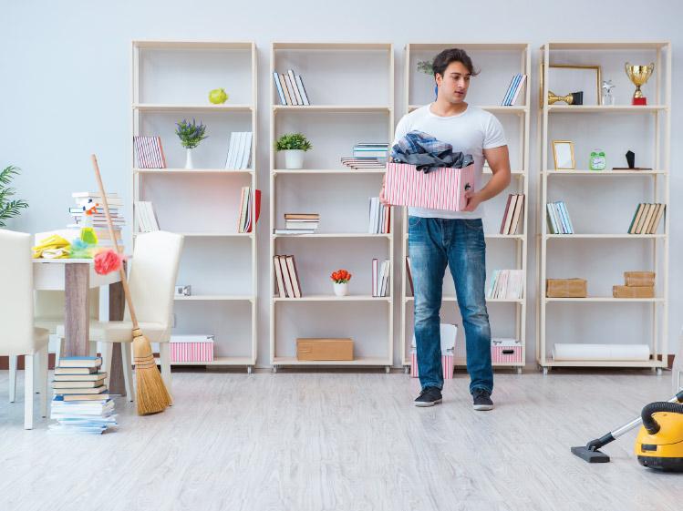 7 วิธี ทำบ้านให้สะอาด อยู่แล้วสุขภาพดี 9