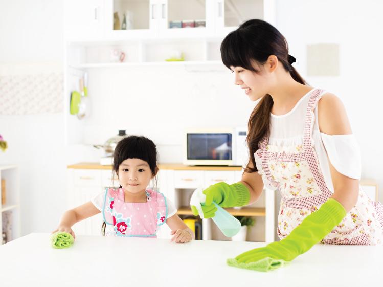 7 วิธี ทำบ้านให้สะอาด อยู่แล้วสุขภาพดี 10