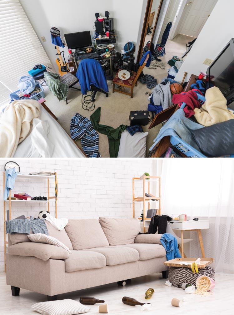 7 วิธี ทำบ้านให้สะอาด อยู่แล้วสุขภาพดี 11