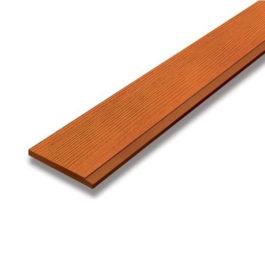 ไม้ตกแต่งชานพักบันได เอสซีจี ขนาด 15x300x2.5 ซม. สีรองพื้น