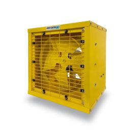 พัดลมแอนโม 12 นิ้ว ANMO FAN CTF-12G สีเหลือง