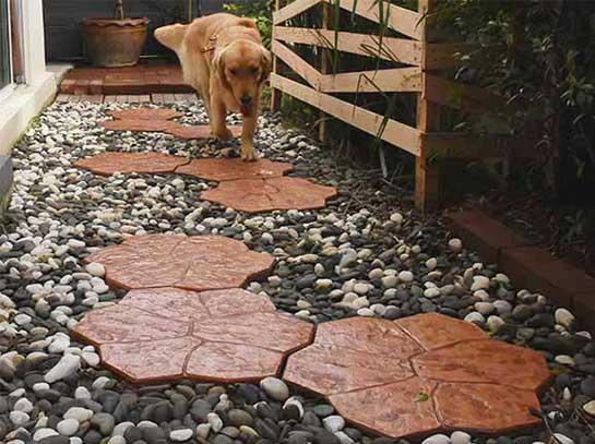 ไอเดียจัดสวนสวยให้ลงตัวกับทั้งเจ้าของบ้านและสัตว์เลี้ยงที่รัก
