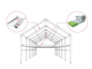 แก้ปัญหาบ้านร้อน ปูฉนวนกันความร้อนใต้หลังคา กับปูบนฝ้าเพดาน แบบไหนบ้านเย็นกว่ากัน ?