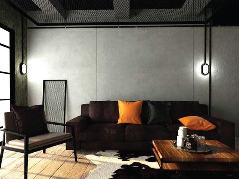 สร้างสรรค์บ้านสวยสไตล์ลอฟต์ด้วย ซีเมนต์บอร์ด เอสซีจี 2