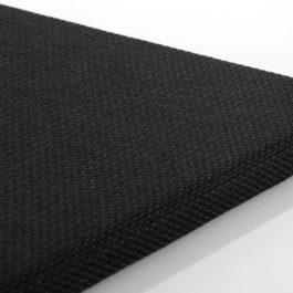 วัสดุอะคูสติก เอสซีจี รุ่น Cylence Zandera แผ่นมาตรฐาน สีดำ ขนาด 20x60x2.5 ซม.