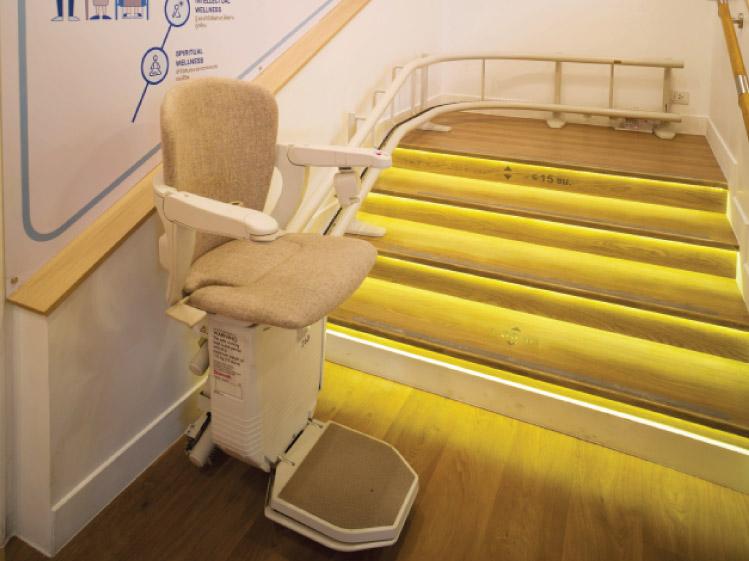 ห้องนอนที่ปลอดภัยใช้งานสะดวกสำหรับผู้สูงอายุ 2