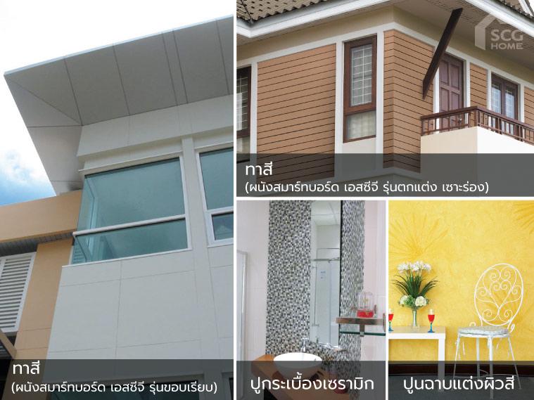 บ้านโครงสร้างเหล็กผนังเบา พื้นเบา สร้างทั้งหลังได้ด้วยไฟเบอร์ซีเมนต์ 3