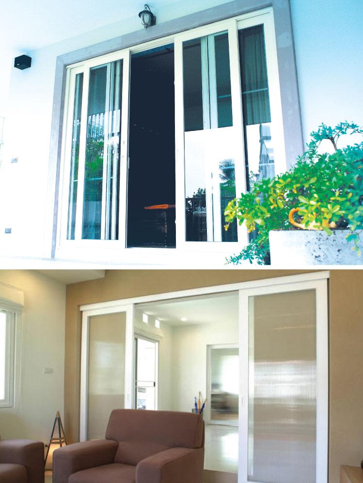 เลือกรูปแบบประตูหน้าต่างให้ตอบโจทย์ 8